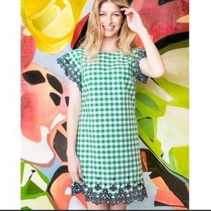 Draper James Check Dolly Dress